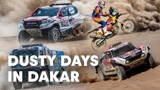 Winners and Losers as Contenders Arise in the Desert  | Dakar Rally 2019