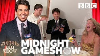 Joey Essex helps Michael prank terrified contestant! - BBC