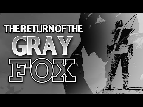 THE RETURN OF THE GRAY FOX【A Skyrim machinima】