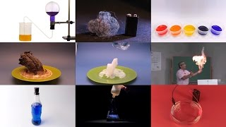 Top 10 chemistry experiments at MEL Practicum