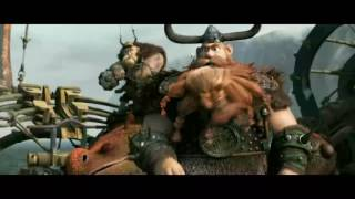 Trailer remix King Liar With How To Train Your Dragon