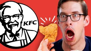 Keith Eats Everything At KFC