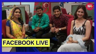 "Bhabi Ji Ghar Par Hai Star-Cast Plays ""NEVER HAVE I EVER"" 