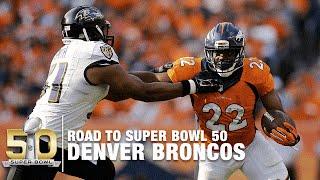 2015 Denver Broncos | Road to Super Bowl 50 | NFL