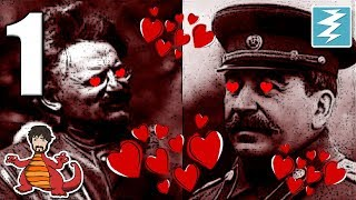 STALIN AND TROTSKY ARE IN LOVE! [1] Hearts of Iron IV