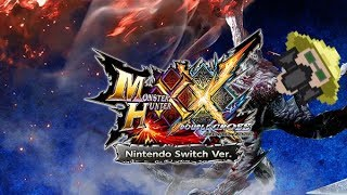 Monster Hunter XX Switch - HR Rush