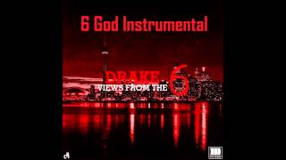 Drake - 6 God Instrumental (Produced by Boi-1da)