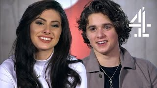 Going on a Blind Date with Brad Simpson from The Vamps | Celebrity First Dates