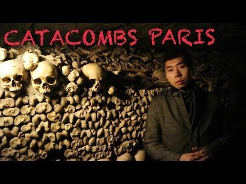CATACOMBS PARIS BERHANTU