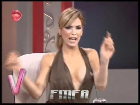Viviana Canosa Tetas saltarinas