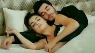 Hayat And Murat Hot Scene in Turk Drama Serial Piyar Lafzon may Kaha ||