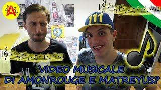 Video Musicale Di Amonrouge E Matreyus? -  Fottuto Vlog - Crown The Empire  Moves Like Jagger