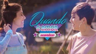 Quando O Amor Acontece - Joana Castanheira (Clipe Oficial)
