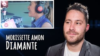 Morissette Amon - Diamante | REACTION