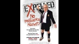 Ben Stein's movie Expelled - No Intelligence Allowed