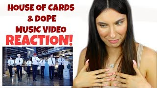 BTS (방탄소년단) | House of Cards & Dope Offical MV Reaction