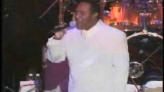 Luther Vandross Dance w/ My Father Live Performance