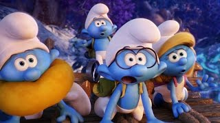 Smurfs The Lost Village TRAILERS + MOVIE CLIPS (Smurfs 3) - 2017 Animation