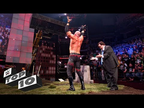 Superstars getting buried WWE Top 10 March 12 2018