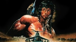 Rambo III (1988) Movie Review (Underrated Action Flick)