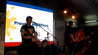Itchyworms - Dalawang Letra (Live @ UP Town Center)(2016)