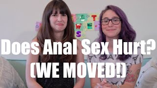 Does Anal Sex Hurt? I Just Between Us