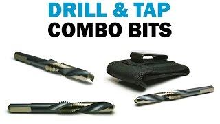 Speed Tap Combo Drill Bits | Fasteners 101