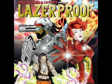 Download Major Lazer & La Roux - Bulletproof