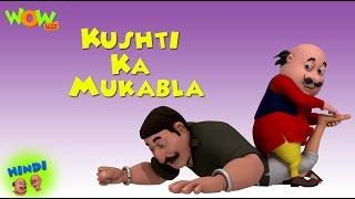 Kushti Ka Mukabla - Motu Patlu in Hindi WITH ENGLISH, SPANISH & FRENCH SUBTITLES