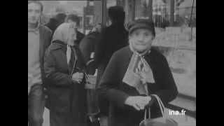 Comment vivaient les personnes âgées en 1962