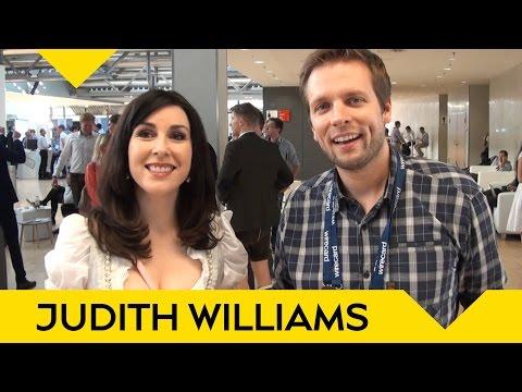 Judith Williams ungeschminkt Eure 9 wichtigsten Fragen an Judith Vermögen Kontakt DHDL HSE24