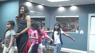 Artesia Kids L2 AMNA Dance AAD #DTIstars Tamal/Loca Latin (Oct 29, 2015)