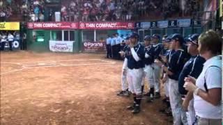USA Softball Junior Men's Fastpitch National Team vs Argentina