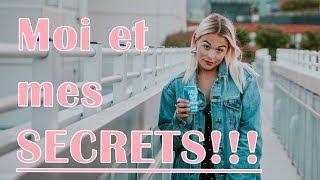 Moi et mes Secrets // Marina Bastarache