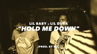 """Hold Me Down"" 