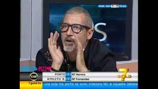 DS 7Gold - (ROMA BAYERN MONACO 1-7) UMILIAZIONE STORICA e LA FURIA DI CLAUDIO ZULIANI