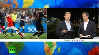 Russia should be proud of their performance: Peter Schmeichel on game v Croatia