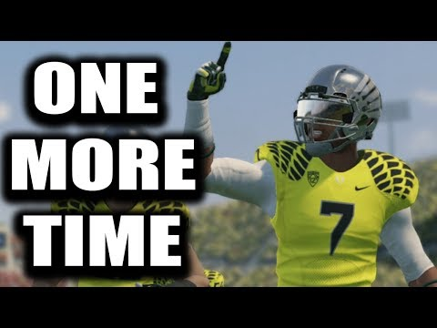 ONE LAST TIME FOR AD! MADDEN 17 CAREER MODE QB