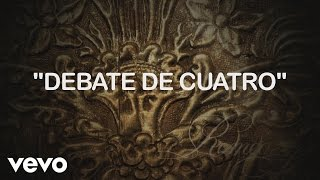 Romeo Santos - Formula, Vol. 1 Interview (Spanish): Debate De 4