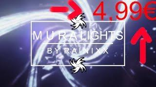 [HOT] Mura-Lights +C4D File & AE-File   Infos in description   4,99€