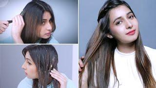 Moisturising Hair Mask For Dry & Damaged Hair - Glamrs