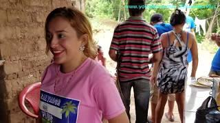 11 Vamos a Disfrutar La Rica Comida - Caminata Rumbo a Casa De Doña Julia Parte 11