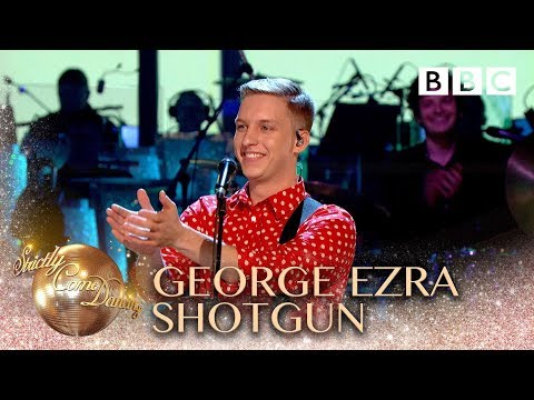 Download George Ezra performs 'Shotgun' - BBC Strictly 2018 free