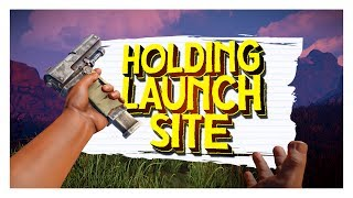 Holding The Launch Site! - Rust Terminus #3