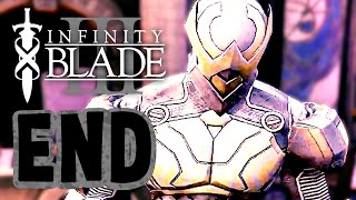 Infinity Blade 3 | The Deathless Quest - 41 END (iOS Gameplay Walkthrough)