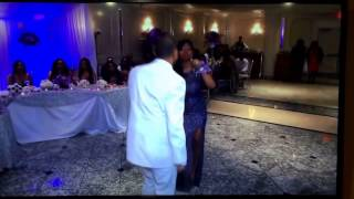 Best Mother & Son Wedding Dance  Mom kills the Watch Me Whip & Nae Nae Dance  #Cabello2K15
