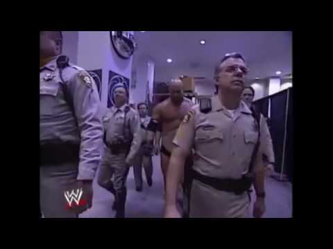 Goldberg's Greatest Entrance