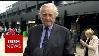 Michael Heseltine launches scathing attack on Boris Johnson - BBC News