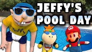 SML Parody: Jeffy's Pool Day!