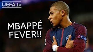KYLIAN MBAPPÉ: All Champions League GOALS!